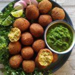 falafel - vegan appetizer