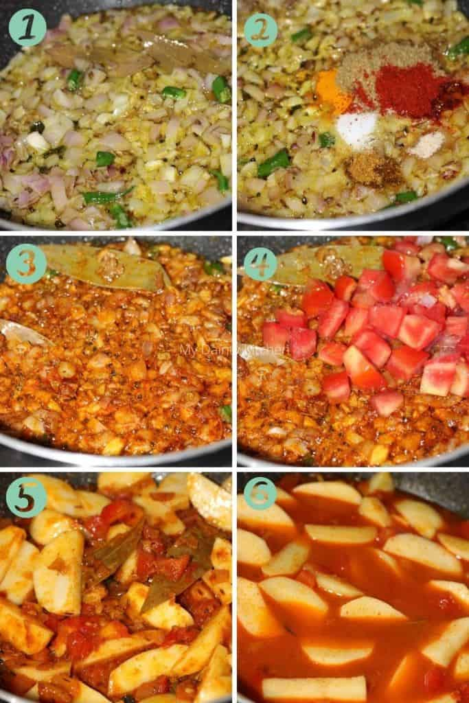 how to make indian curry