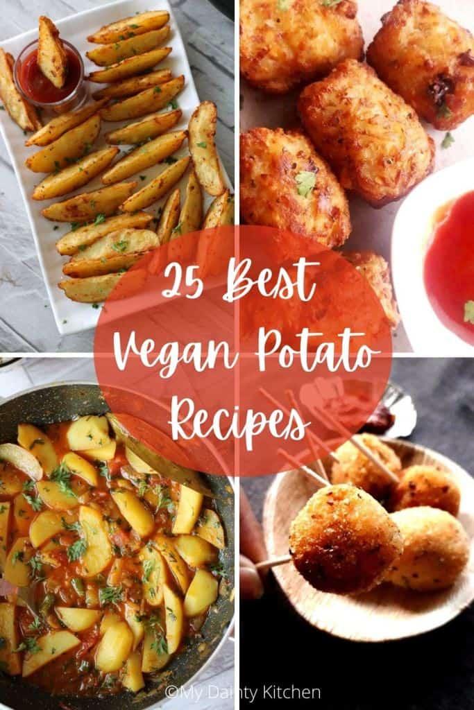best vegan potato recipes