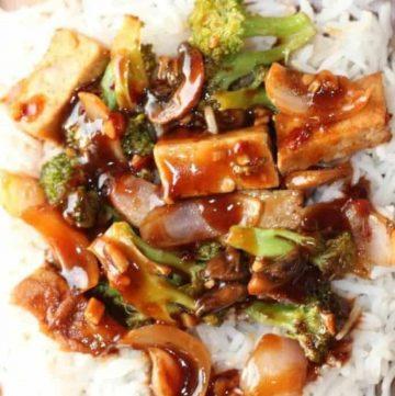 Chinese garlic sauce