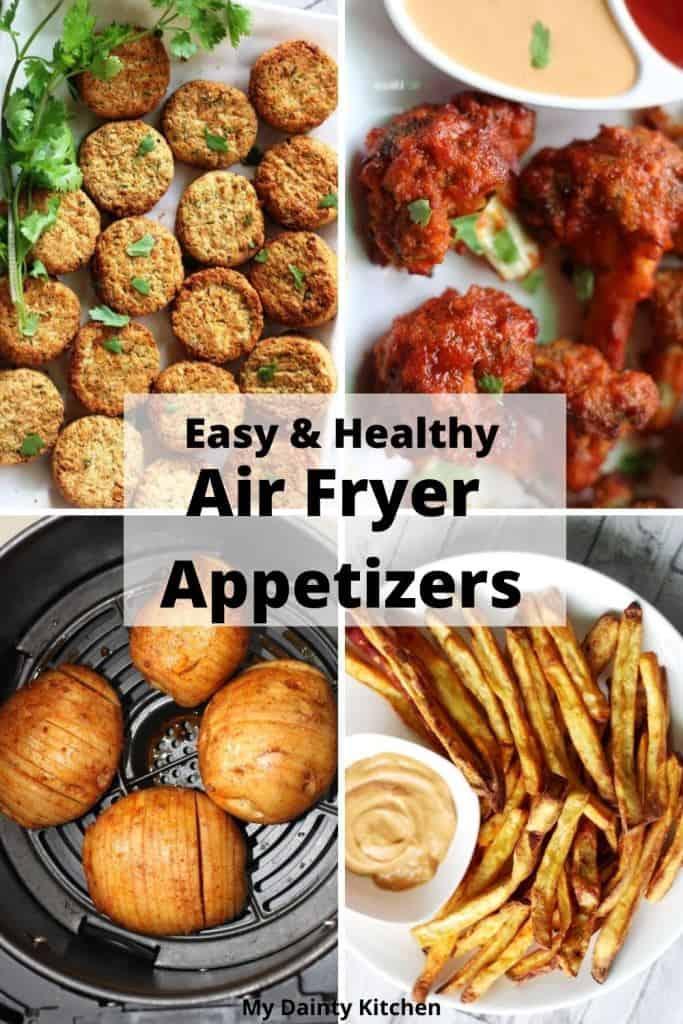 air fryer appetizers