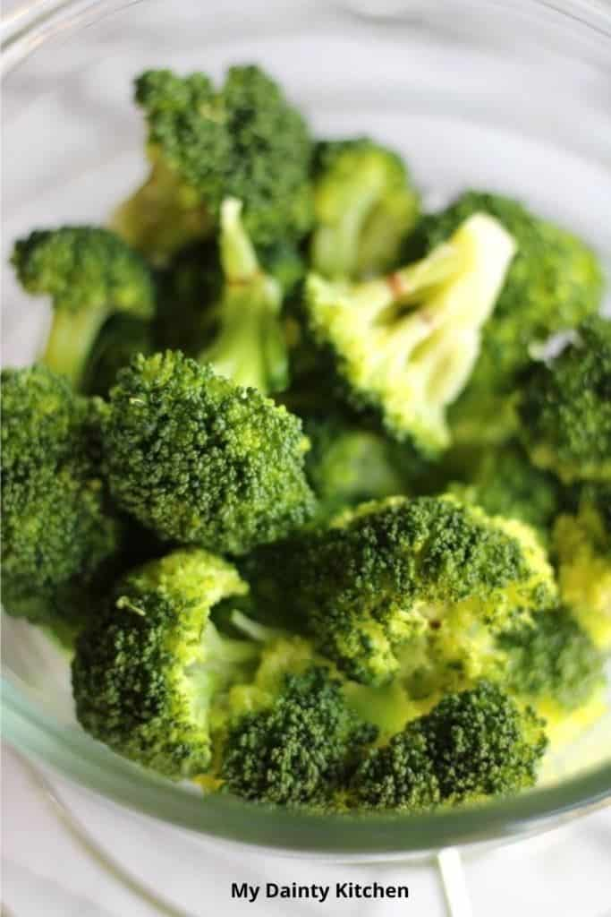 instant pot broccoli